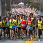 Boston Marathon takes over Social Media