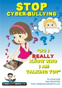 cyberbullying, who am i talking to online