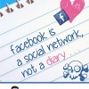Facebook is a social diary,cyberbullying