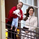 Royal Baby makes headlines before entering the world