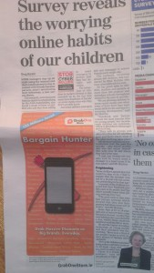 Niall Mulrine, Cyberbullying survey, Irish Independent, Greg Harkin