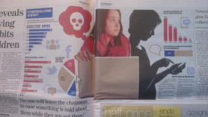 Irish Independent, Greg Harkin, Cyberbullying survey, Irish Schools, Survey on Teenagers, Niall Mulrine, www.cybersafetyadvice.com