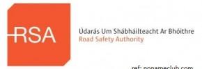 RSA Ireland, Road SAfety Authority Ireland